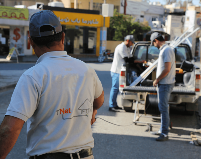 TNET HAS STARTED FTTH SERVICE IN SORAN